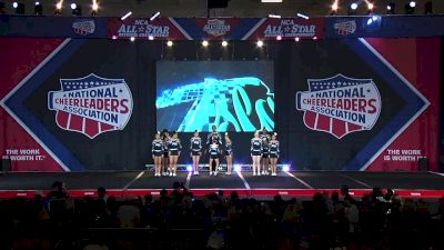 Island Elite Royal RipTide [2020 L3 Small Senior Coed D2 Day 2] 2020 NCA All-Star Nationals