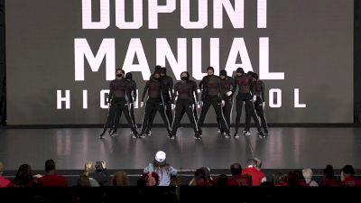 DuPont Manual High School [2020 Medium Varsity Hip Hop Prelims] 2020 NDA High School Nationals