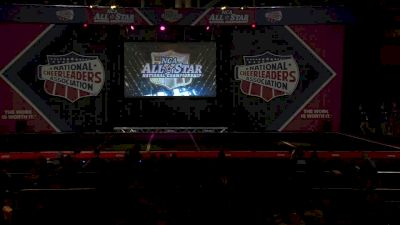 Celebrity Cheer Unlimited Premier [2020 L2 Small Junior Day 1] 2020 NCA All-Star Nationals