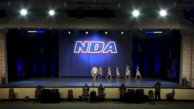 Synergy Dance Academy [2021 Junior Coed Contemporary/Lyrical] 2021 NDA All-Star National Championship