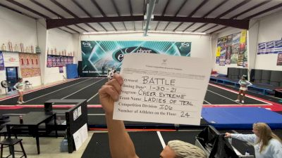 Cheer Extreme - Kernersville - Ladies of Teal [L6 International Open] 2021MG Extravaganza Virtual Nationals