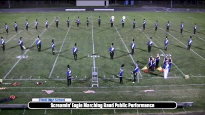 O'Neill Band - DeMoulin Invitational