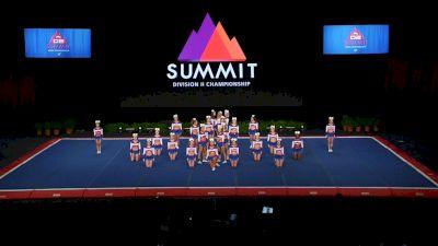 Fusion Allstars - INFINITY [2021 L4 Senior - Medium Semis] 2021 The D2 Summit