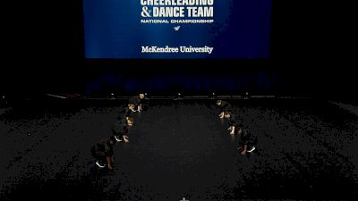 McKendree University [2021 Open Hip Hop Finals] 2021 UCA & UDA College Cheerleading & Dance Team National Championship