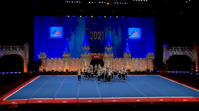 The California All Stars- San Marcos - White Gold [2021 L1 Senior - Medium Finals] 2021 The Summit