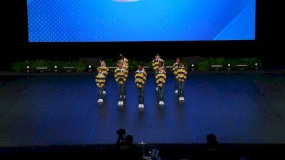 Triple Threat Athletics [2021 Youth - Hip Hop Finals] 2021 UDA National Dance Team Championship