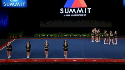 Champion Cheer - Burn [2021 L3 Junior - Small Wild Card] 2021 The Summit