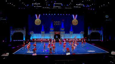 St Joseph's Academy [2021 Super Varsity Division II Finals] 2021 UCA National High School Cheerleading Championship