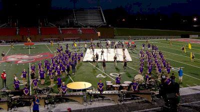 2021 Bluecoats Full Ensemble Rehearsal