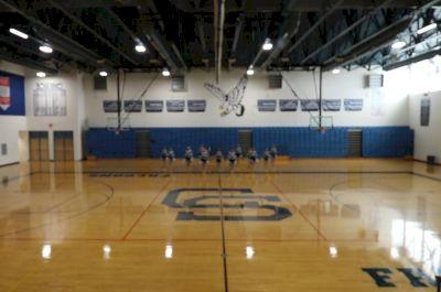 Cactus Shadows High School [Medium Varsity - Pom] 2021 UDA West Spring Virtual Dance Challenge