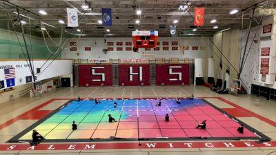 "Salem High School Colorguard ""Stereotypes"""