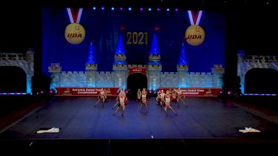 Iowa CATS - Junior Jazz [2021 Junior - Jazz Semis] 2021 UDA National Dance Team Championship