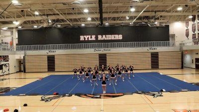 Ryle High School [Virtual Medium Varsity Finals] 2021 UCA National High School Cheerleading Championship