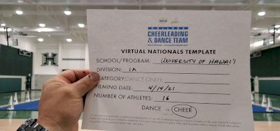 University of Hawaii [Virtual Division IA Semi Finals] 2021 UCA & UDA College Cheerleading & Dance Team National Championship