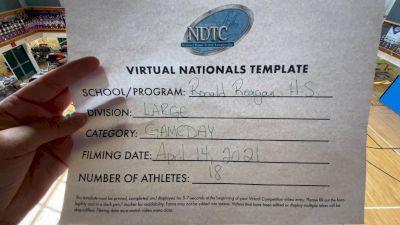 Ronald Reagan High School [Virtual Large Varsity - Game Day Finals] 2021 UDA National Dance Team Championship