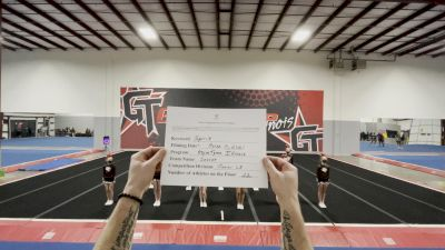 Gymtyme Illinois - Secret [L3 Junior - Small] 2021 PacWest Virtual Championship
