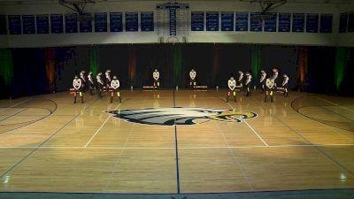 Eisenhower High School [Virtual Junior Varsity Hip Hop Semi Finals] 2021 UDA National Dance Team Championship