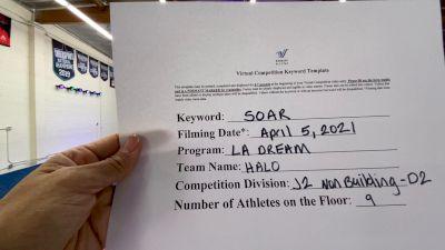 LA Dream All Stars - Halo [L2 Junior - Non-Building] 2021 The Regional Summit Virtual Championships