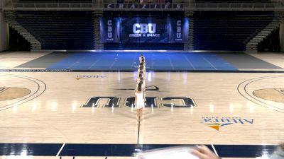 California Baptist University [Virtual Division I Jazz Prelims] 2021 NCA & NDA Collegiate Cheer & Dance Championship