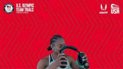 Cambrea Sturgis - Women's 100m First Round