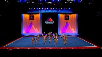 Las Vegas All Stars - ROSÉ [2021 L1 Senior - Medium Wild Card] 2021 The D2 Summit