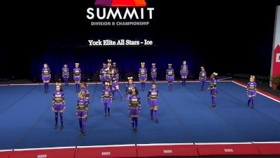 York Elite All Stars - Ice [2021 L3 Junior - Medium Wild Card] 2021 The D2 Summit