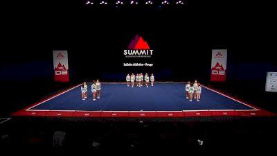 Infinite Athletics - Rouge [2021 L4.2 Senior - Small Semis] 2021 The D2 Summit