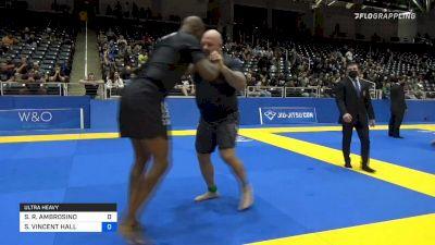 SHAWN R. AMBROSINO vs STEPHEN VINCENT HALL 2021 World IBJJF Jiu-Jitsu No-Gi Championship