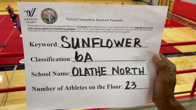 Olathe North High School [6A Game Day] 2020 KSHSAA Game Day Spirit Virtual Showcase
