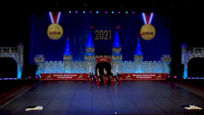 Millard South High School [2021 Small Varsity Hip Hop Finals] 2021 UDA National Dance Team Championship