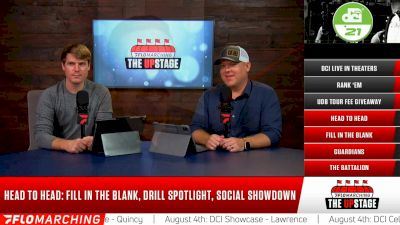 Head To Head: Fill In The Blank, Drill Spotlight, Social Showdown | The Upstage (Ep. 2)