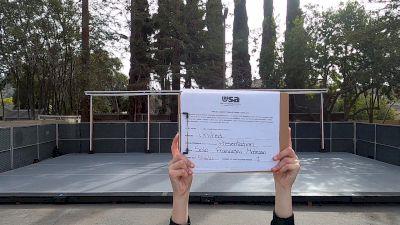 Presentation High School [Open - Solo] 2021USA Virtual Dance Winter Series #2