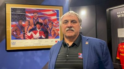 Bruce Baumgartner Reflects On His Career And Looks Ahead To Next Olympic Quad