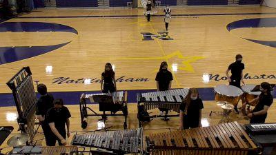 Nottingham High School Indoor Percussion - Medusa