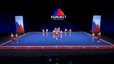 Pro Cheer - Falcons [2021 L4 U17 Coed Finals] 2021 The Summit