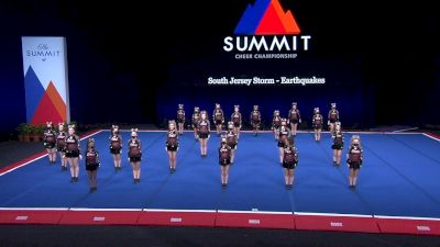 South Jersey Storm - Earthquakes [2021 L4 U17 Finals] 2021 The Summit