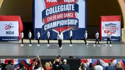 Florida Atlantic University [2021 Hip Hop Division IA Finals] 2021 NCA & NDA Collegiate Cheer & Dance Championship