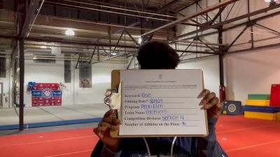 Penn Elite - Panthers [L4 Senior - D2 - Small] 2021 The Regional Summit Virtual Championships