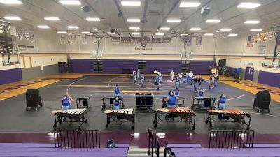 San Benito Indoor Percussion Ensemble- Ripple Effect