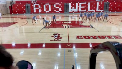 Roswell High School Charlies Angels Dance Team [Virtual Medium Varsity - Jazz Finals] 2021 NDA National Championship