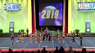USA Starz - Reign [2019 L5 International Open Large Coed Finals] 2019 The Cheerleading Worlds