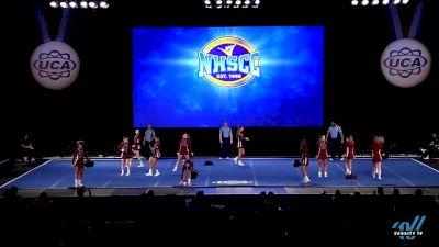 Madisonville North Hopkins High School [2019 Small Varsity Division II Semis] 2019 UCA National High School Cheerleading Championship