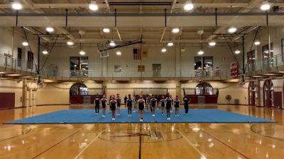 Montclair State University [Virtual Intermediate Small Coed Division III Prelims] 2021 NCA & NDA Collegiate Cheer & Dance Championship