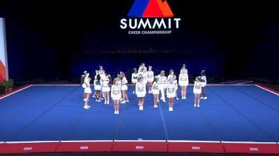 Cheer Extreme - Raleigh - Angels [2021 L4.2 Senior Coed - Medium Semis] 2021 The Summit