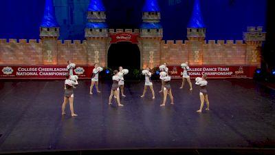 Minnesota State University Moorhead [2021 Open Pom Semis] 2021 UCA & UDA College Cheerleading & Dance Team National Championship
