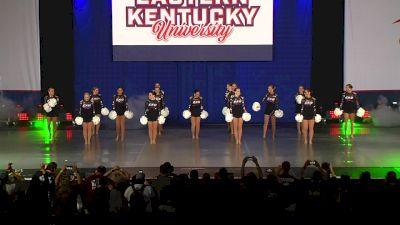 Eastern Kentucky University [2019 Pom Division I Prelims] 2019 NCA & NDA Collegiate Cheer and Dance Championship