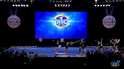 Kentwood High School [2019 Small Varsity Non Tumbling Finals] 2019 UCA National High School Cheerleading Championship