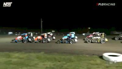 Flashback: Indiana Midget Week at Gas City I-69 Speedway 7/16/20