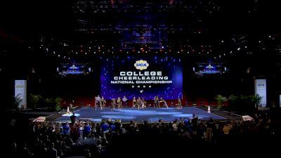 Morehead State University [2020 Cheer Division I Semis] 2020 UCA & UDA College Nationals