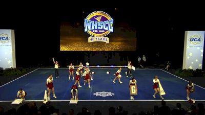 Springdale High School [2020 Small Varsity Coed Non Tumbling Finals] 2020 UCA National High School Cheerleading Championship